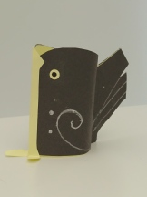 Blackbird egg cup