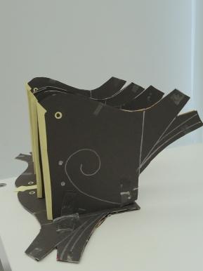 Blackbird toast rack
