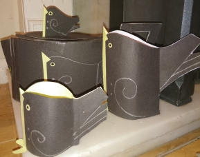 Teapot, Jug and Egg cup